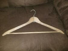 deb85c69378 Vintage 1960s ROBERT HALL CLOTHES STORE Wooden Wardrobe Clothing Hanger  Antique