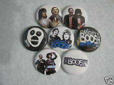 THE MIGHTY BOOSH 7 PINS BUTTONS BADGES SEASON NEW NEO