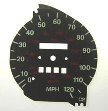 Lockwood Mazda MX-3 BLACK Dial Conversion Kit C002