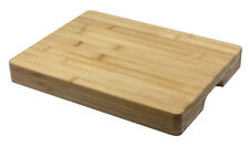 Medium Bamboo Wooden Chopping Board Kitchen Wood Serving Platter Cutting Board