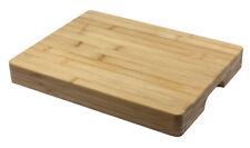 Medium Bamboo Wooden Chopping Board Kitchen Wood Serving Platter Cutting Board