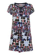 Robes multicolore à manches courtes pour fille de 2 à 16 ans