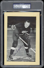 1934-44 Beehive Ebbie Goodfellow (Detroit Red Wings) Autographed/Signed  PSA/DNA