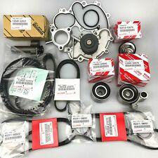 OEM Water Pump Timing Belt Kit for Toyota Tacoma Tundra 4Runner 3.4L V6 Engine