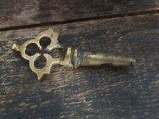 More details for antique  brass beer barrel keg tap wine cask collector ornate key