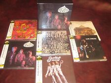 CREAM FRESH CREAM RARE COLLECTORS REPLICA TO ORIGINAL LP IN JAPAN OBI 6CD BoxSet