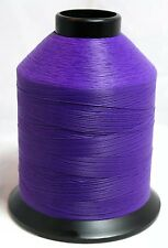 Vintage Gudebrod PURPLE #468 NCP Rod Building Thread 4 oz Spool Size A 4,800 Yd
