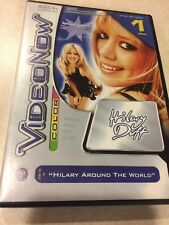 "Videonow Color: Hilary Duff ""Hilary Around The World"""