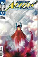 Superman Action Comics Issue 1012 Cover A First Print 2019 Bendis Anderson DC