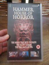 Hammer House of Horror Vol 1   VHS  Video Tape  (NEW)