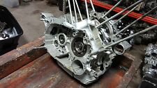 82 YAMAHA XV920 VIRAGO XV 920  YM312 ENGINE TRANSMISSION CRANKCASE CASES
