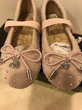 Sam Edelman Toddler Girl Studded Ballet Flats Size 6