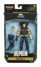 Marvel Legends X Men Age Of Apocalypse WEAPON X Figure Sugar Man BAF Dinged Box