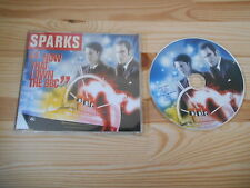 CD POP Sparks-now that I own the BBC (4) canzone MCD Logic/Brothers Mael