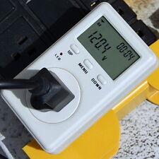Digital Watt / Volt LCD Monitor Multifunctional Mini Ammeter Advanced Tester