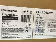 Genuine PANASONIC PT-DW6300ULS, PT-DZ6700E Projector Lamp ET-LAD60W, ET-LAD60AW