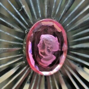 Leaded Glass Window Image Suncat. Art Nouveau Relief On FACET Tiffany