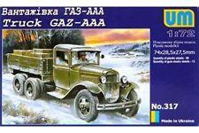 UNIMODELS 317 1/72 Truck GAZ-AAA