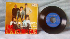 THE DAVE CLARK FIVE - EVERYBODY KNOWS + 3 ORIGINAL SPAIN EP YEAR 1967
