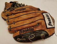 Franklin RTP Series 11.5 RHT Baseball Glove Pro-Tanned Steer Leather Mitt 4563