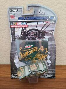 2016 Wave 1 Dale Earnhardt Jr. Mountain Dew Dewshine 1/64 NASCAR Authentics