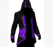 Cosplay For Assassins Jacket Cool Stylish Coat  Hoodie Men's Coat Costume