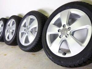 Audi A3 8V 17 Pulgadas Llantas de Invierno 8V0601025C/205/50R17 93H 8mm Top