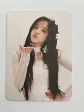 (G)i-dle Yuqi I Trust Official photocard kpop gidle (g)idle