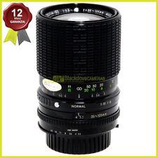 Sigma 35/105mm. f3,5-4,5 MC  obiettivo zoom per fotocamere reflex Nikon. Usato