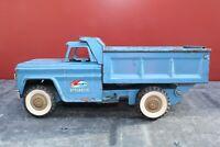 Structo Toys Hydraulic Dump Truck - Pressed Steel