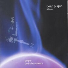 Dee Purple & Friends - Purple and Other Colours (2003)  2CD  NEW  SPEEDYPOST