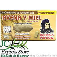 JABON DE AVENA Y MIEL OATMEAL AND HONEY BAR SOAP 125 GR 4.40 OZ