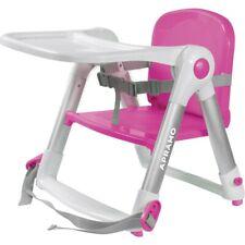 Apramo Dinning Booster Seat/ Highchair- FLIPPA PINK