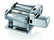 Marcato Atlasmotor Macchina per Pasta Elettrica 100W  - Acciaio