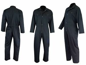 Working Wear Overalls Coveralls Builder Mechanic Carpenter Multi Pockets Wear UK