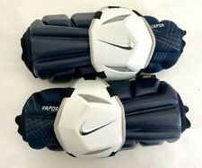 New Nike Vapor Navy Blue Size Men's Medium LAX Lacrosse Arm Guards