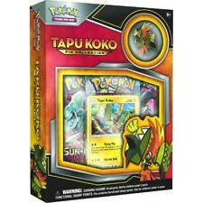 Pokémon TCG Tapu Koko Pin Collection