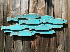 Wooden Hanging Fish In Wall Hangings For Sale Ebay