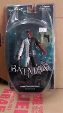 "BATMAN ARKHAM CITY TWO-FACE 7"" ACTION FIGURE DC DIRECT NEW SEALED -ERROR"