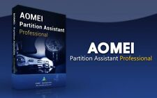 AOMEI Partition Assistant Professional Edition (2 PCs) License -Windows Download