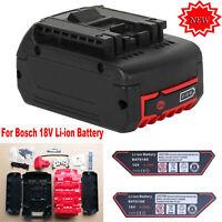 Battery Plastic Case PCB Circuit Board Tag pour Bosch 18V BAT618G Li-ion Battery