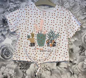 Girls Age  5-6 Years - T Shirt Top