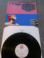 BERLIN BLONDES - S / T LP EX!!! UK 1ST PRESS EMI EMC 3346 NEW WAVE SYNTH PORKY