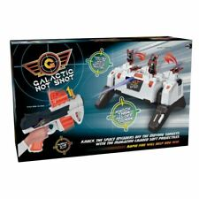 Galactic Hot Shot Shooting Moving Target Game Foam Darts Kids Christmas Gift