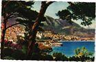 CPA Cote d'azur-Monte Carlo-Vue générale prise des Jardins de Monaco (233971)