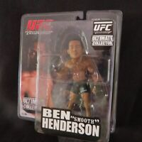 "UFC Ultimate Collector Series 9-Ben Henderson-6"" Action Figure"