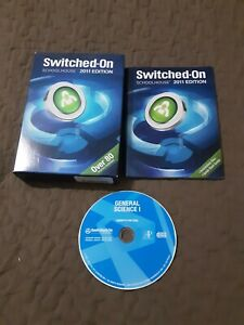 Switched On Schoolhouse General Science I 10th Grade 2011 Edition Software