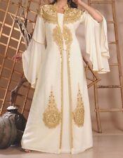 Arabe robe de mariée/marocaine caftan-TAILLE 12-14-16