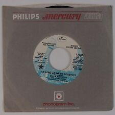 CHUCK MANGIONE: As Long as Were Together MERCURY DJ Promo Soul Jazz 45