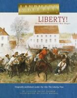 Liberty!: How the Revolutionary War Began (Landmark Books)-ExLibrary